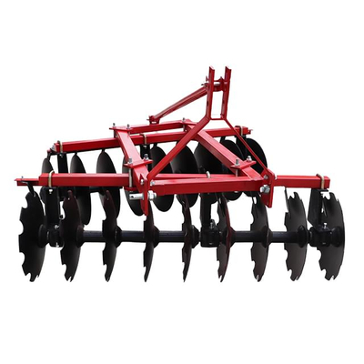 9+9 Disc harrow