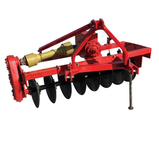 Paddy Land Driven Disc Plough