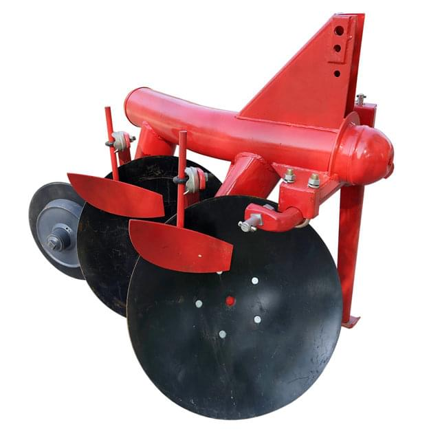MF 2 disc plough