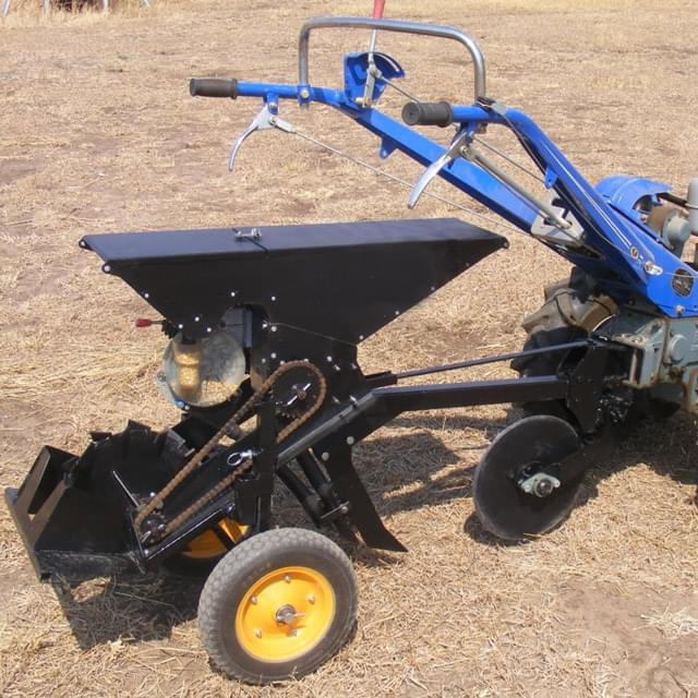 No-till Maize Planter
